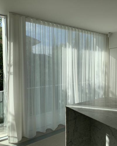 Motorised Curtain